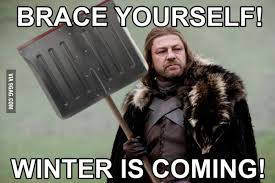 Summer Is Coming Meme - winter is coming my experiences of finnishness