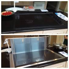 Thermadore Cooktops Thermador Induction Cooktop Model Cit36xkb Installed Blog