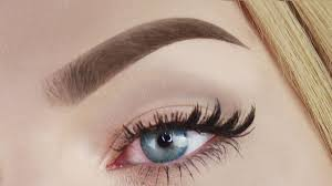 how to draw in good eyebrows u2013 world novelties makeup 2017