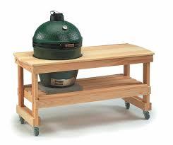 Big Green Egg Table Dimensions Big Green Egg