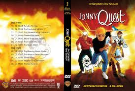 jonny quest jonny quest season 2 episodes 15 26