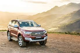 2016 Ford Everest Ford Invests R2 5 Billion In South Africa To Build The All New