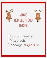 east coast mommy magic reindeer food
