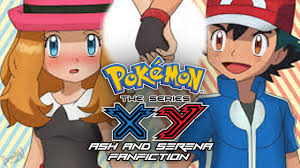 preview episode 1 pokemon ash and serena fanfiction youtube