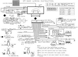 alarm system wiring diagram alarm wiring diagrams instruction