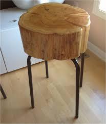 tree stump table base innovative tree stump diy diy tree stump side table to plush g tree