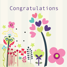 congratulations card congratulations card white