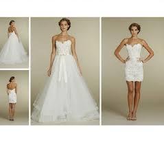 two wedding dress 2 in one wedding dress my wedding dress 2 in 1 wedding dresses one