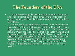 thanksgiving day america s harvest festival the founders of the