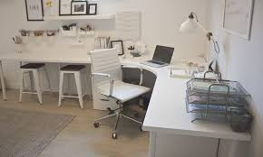 Corner Desks For Home Office Ikea The Reveal Home Office Design Office Designs Room And Desks