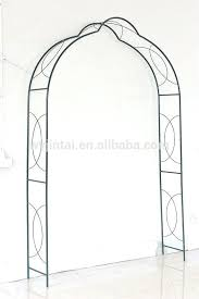 wedding arches to buy iron garden arbor and gate combination garden arch iron garden