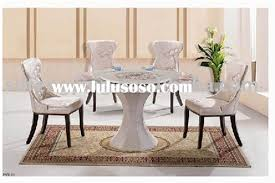 Circle Dining Table And Chairs Dining Table Marble Dining Table Set Manufacturers Circle Top