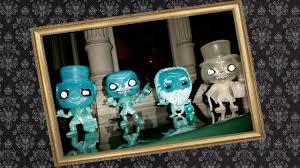 disney halloween figurines haunted mansion funko pop figures debut at disney parks disney