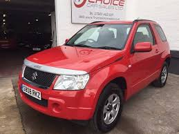 suzuki grand vitara 1 6 april 2018 mot full service history