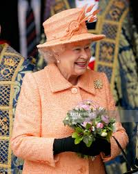 Queen Elizabeth by Queen Elizabeth Ii Attends Commonwealth Observance Service At