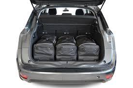 citroen c4 picasso trunk c4 citroën c4 picasso 2013 present car bags travel bags