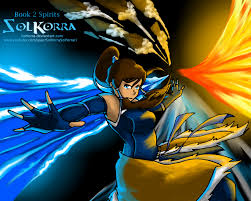 legend of korra korra the avatar book 2 the spiritual world avatar the legend of
