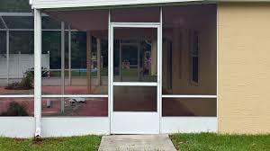 Patio Screen Door Repair I Do That Screen Repair Willard Ln Palm Coast Screen Door