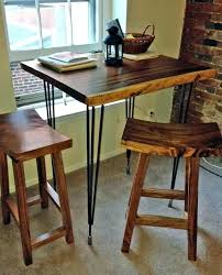 High Bar Table Set High Top Bar Table And Stools High Bar Table Bar Stools Custom