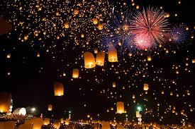 fireworks lantern lantern festival pictures images and stock photos istock
