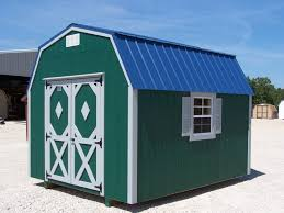 The Barn Yard Sheds The Barn U003e Portable Buildings Storage Sheds Tiny Houses Easy