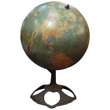antique and vintage globes 235 for sale at 1stdibs