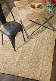 Nuloom Outdoor Rugs by Amazon Com Nuloom Natural Hand Woven Rigo Jute Rug Area Rug 3 U0027 X