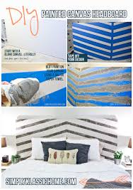 How To Make A Door Headboard by Diy Headboard From A Closet Door Yellow Bliss Road