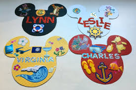 Cruise Decorations Easy Diy Disney Cruise Door Magnets Trips With Tykes