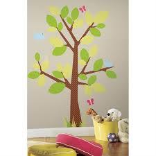 stickers chambre enfants chambre enfant arbre géant