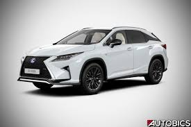 lexus rx 2018 model lexus rx 450h launched in india availalble in luxury and f sport