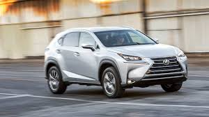 lexus nx300h vs toyota rav4 2015 lexus nx video review edmunds