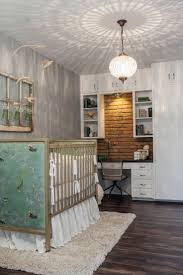 a fixer upper take on midcentury modern fixer upper nurseries