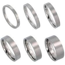 2mm titanium plain wedding band thumb toe ring flat 34 best wedding rings images on wedding bands rings