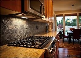 slate backsplash in kitchen kitchen appealing slate backsplash tiles for kitchen slate