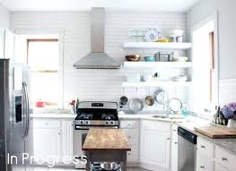 Diy Reclaimed Wood Floating Shelf by Floating Shelves Kitchen Diy Floating Shelves Kitchen Ideas Rustic