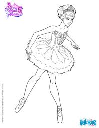 barbie in the pink shoes coloring pages giselle main character of