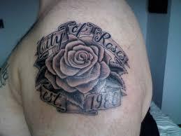 27 lovely tattoos of roses