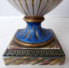 Capodimonte Vases Antique Antiques Porcelain Crystal Porcelain Ware Shop Crystal