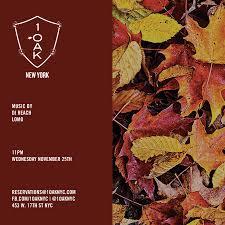 thanksgiving posters 1oak thanksgiving eve tickets 1oak new york ny november 25