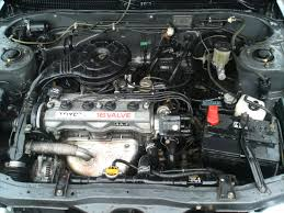 toyota carina brief about model