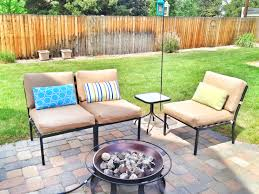 Patio Furniture Ideas by Decorating Comfortable Sunbrella Outdoor Cushions For Elegant