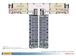 breeze residences floor plan and unit layout