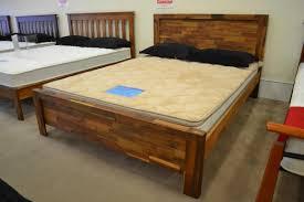 wondrous hardwood bed frame 98 timber double bed frame melbourne