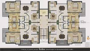 Floor Plan Of An Apartment Apartment Floor Plans Designs Home Design And Decor