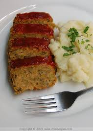 how to make a meatless meatloaf delishably