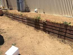 pallet retaining wall garden ideas pinterest retaining walls