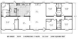 5 Bedroom Manufactured Home Floor Plans Small Double Wide Mobile Homes Part 36 Small Modular Homes