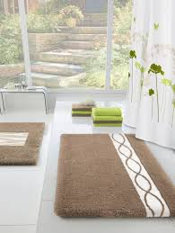Contemporary Bathroom Rugs Small Bathroom Rugs Home Design Inspiration Ideas And Pictures