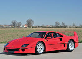 f40 bhp 1987 f40 specifications carbon dioxide emissions fuel